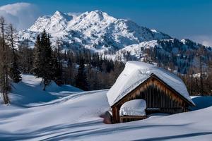 Zimní kurz na Dachsteinu - 6