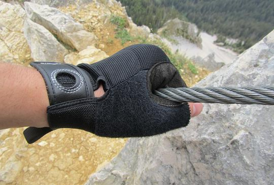 Rukavic Black Diamond Crag Half-Finger