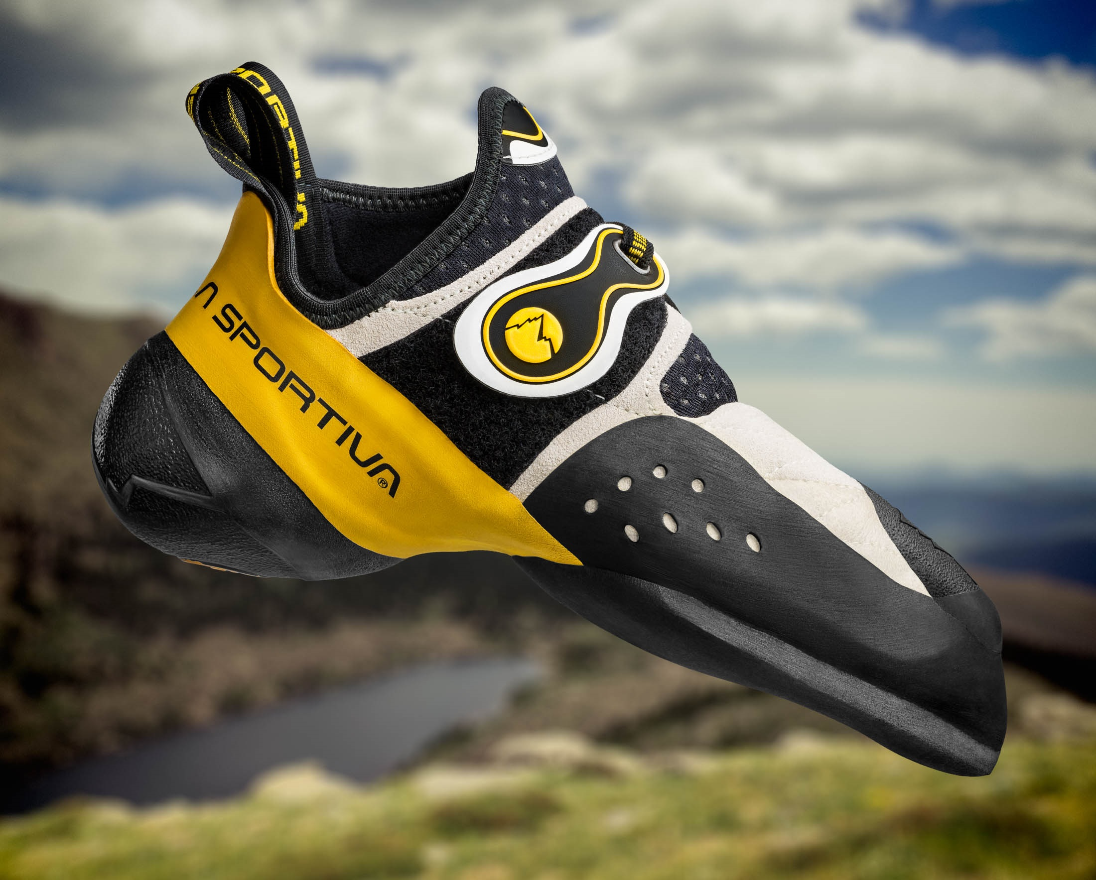 Lezečky La Sportiva Solution detail