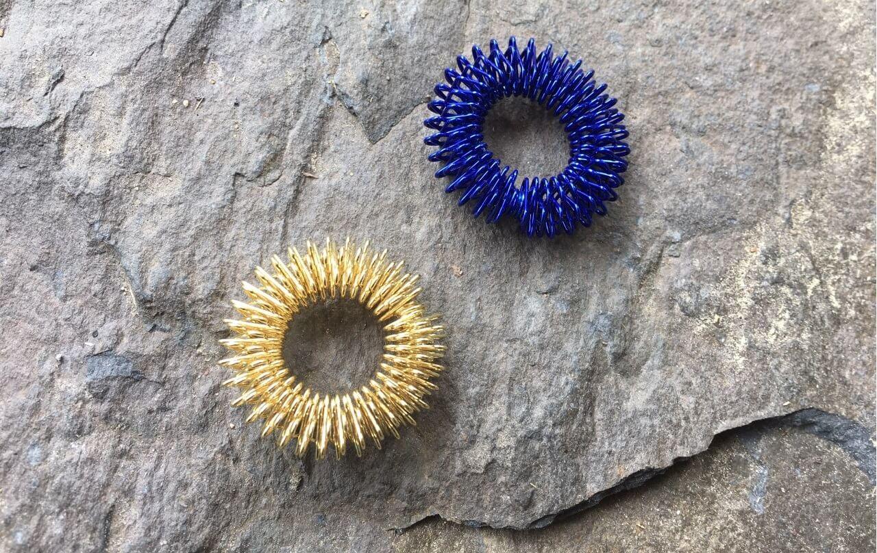 Masažní prsten po lezení