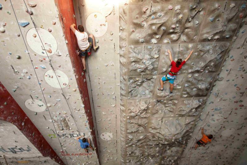 Lezecký kurz RAZ (Chci začít s lezením) Od 22.11.2017, středa, 18.00 hod