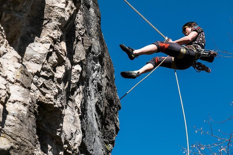 Ochutnávka skalního lezení 9.4.2017, neděle, 9.00 - 17.00
