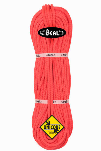Lano Beal Joker 9,1 mm unicore 60 m Dry Cover Orange